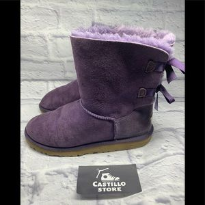 UGG boots Bailey Sz. 5 women winter purple
